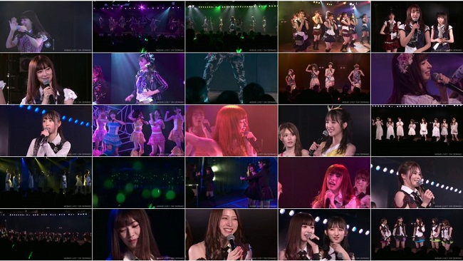 190124 (720p) AKB48 込山チームK 「RESET」公演 武藤十夢 生誕祭 720p