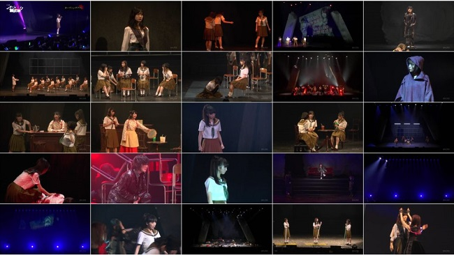 190126 (720p+1080i) AKB48グループ総出演舞台「マジムリ学園」 Full Ver.