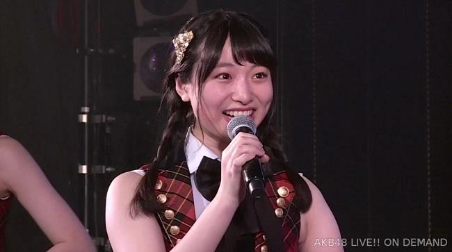 190129 (720p) AKB48 牧野アンナ 「ヤバイよ!ついて来れんのか?!」公演 720p