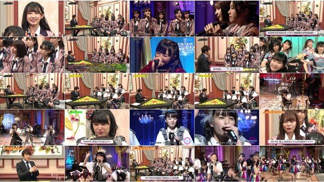 190131 (720p+1080i) HKT48 – 西川貴教の僕らの音楽